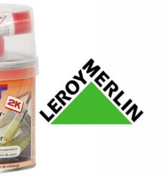Resina de poliéster Leroy Merlin