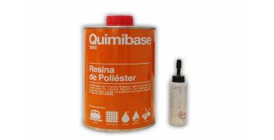Resina de poliéster Quimibase 2000 1 kg